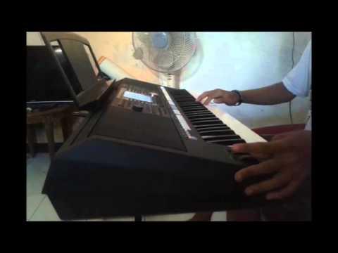Pagar Makan Tanaman Dangdut Keyboard Yamaha PSR S-950