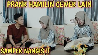 Download Mp3 PRANK PACAR HAMILIN CEWEK LAIN SAMPEK NANGIS