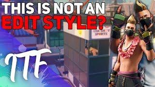 NEW Drift Skin - Not an Edit Style!? (Fortnite Battle Royale)