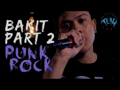 """""""BAKIT PART 2"""" - Mayonnaise  Punk Rock  Cover by The Ultimate Heroes"""