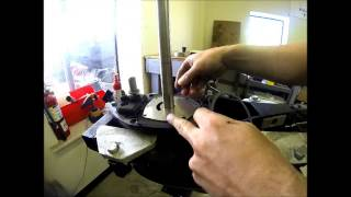 How to Replace the Water Pump Impeller on a Mercury Optimax 200 Hp Outboard