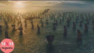 [J - Vreview] Top 5 Trận Đánh Hay Nhất Game Of Thrones