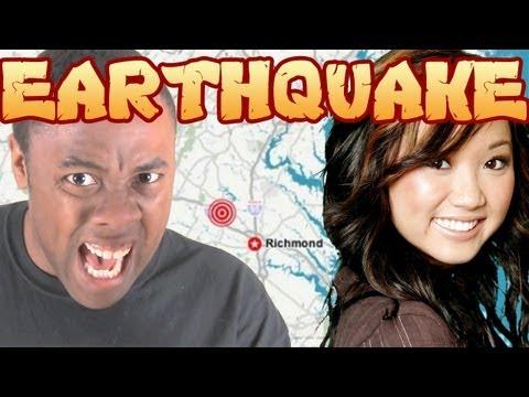Rants - BRENDA SONG PREGNANT?? EAST COAST EARTHQUAKE!!