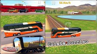 World BUS Driving Simulator Update! Atualizaçáo! - Cuiaba MT & Sorriso MT V0.67