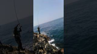 片島会東北メンバー 飛島釣行 一日目