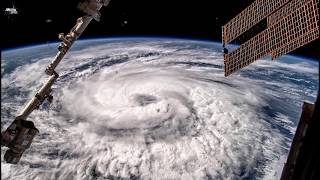 Spectacular images of Hurricane Florence