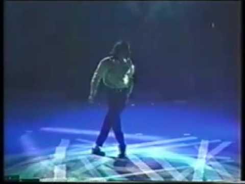 Michael Jackson HUMAN NATURE !!! Rehearsal