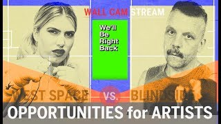 Opps for artists - Wall Cam