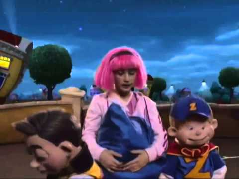Lazy Town Series 1 Episode 13 Cry Dinosaur1