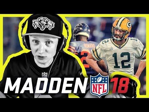 MADDEN NFL 18 (Deutsch) Ersteindruck - Super Bowl LII - neues TARGET PASSING   Tomy Hawk TV