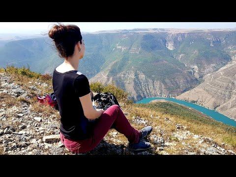 Сулакский каньон в Дагестане Видео