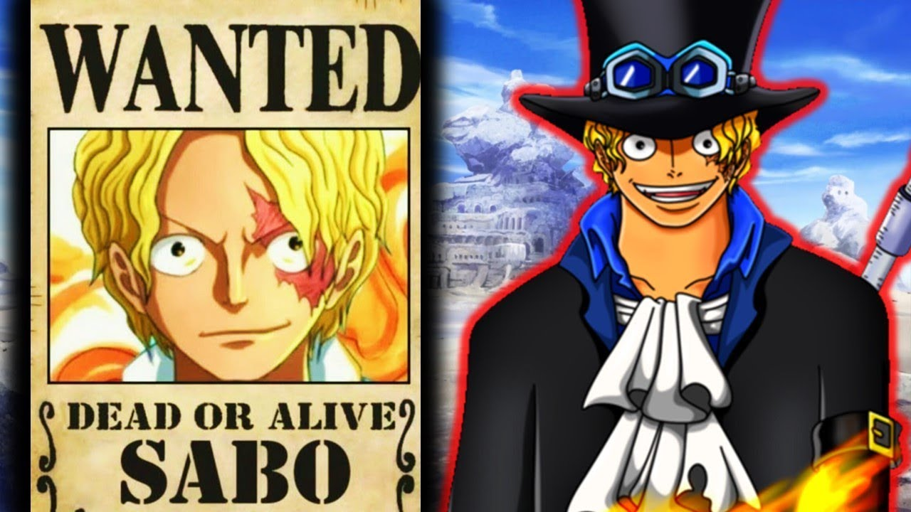 One Piece Sabo