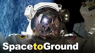 Space to Ground: Personal Space: 02/22/2019