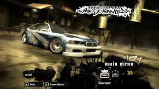 IGRAMO NEED FOR SPEED MOST WANTED BLACK EDITION 2005 #1