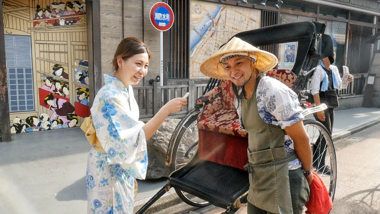 Traveling Japan With Only An Instant Translator Ili