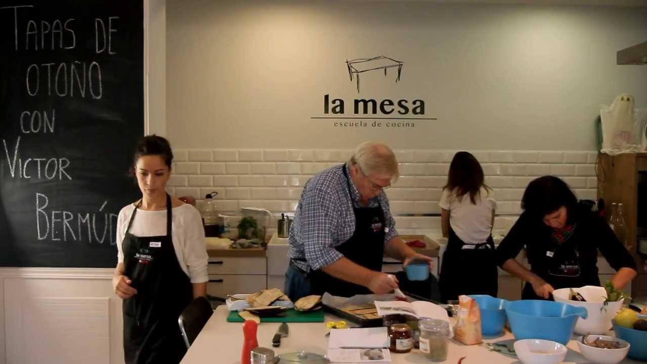 la mesa escuela de cocina food groove n 5 youtube