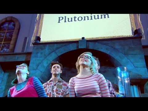 Christmas Lectures 2012 - The Elements Song by the cast of Loserville