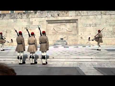 Greek Military Marches Weird