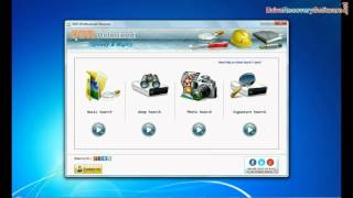 Data Doctor Recovery Software to recover lost images from pen drive