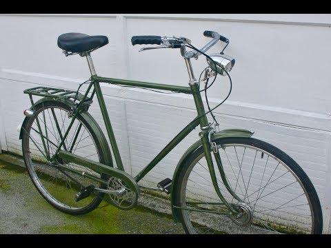 Bicycle Repair Stand: Improvement