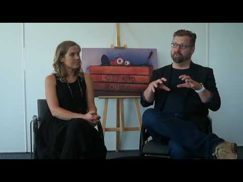 [Annecy 2017] Lou: round table with Dave Mullins & Dana Murray