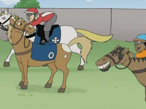 Silly Horse Race BroTown