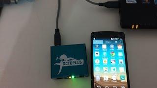 Recuperando LG G2 Lite pela Octoplus