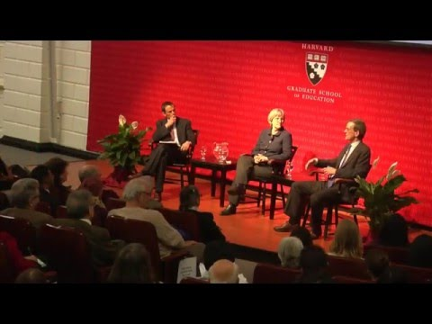 Askwith Forum - On Education: A Conversation with Drew Gilpin Faust and Donald Gilpin