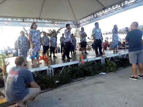 Guam AOG CA Island Fair Marshall Island delegation