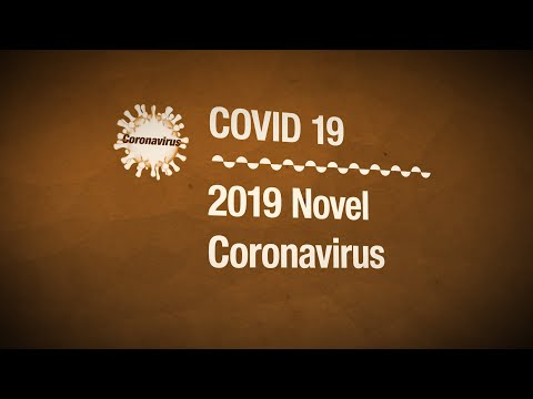 Updated Coronavirus Awareness Video | IHASCO