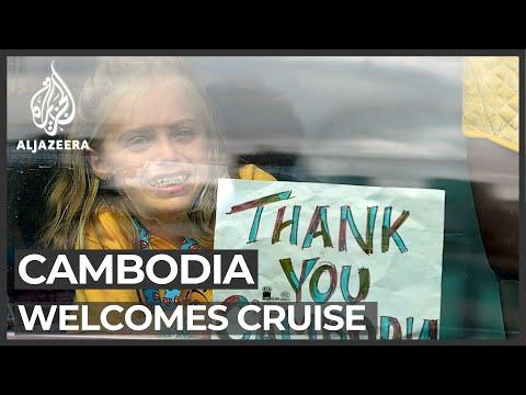 Cruise Ship Passengers In Cambodia Clear Of Coronavirus