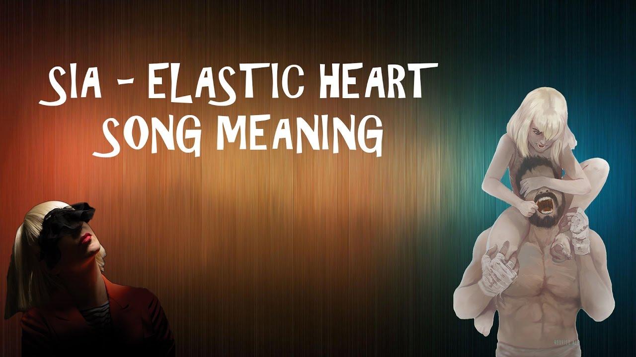 Sia Elastic Heart Hidden Meaning Youtube
