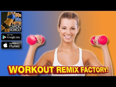80s90s Cardio Workout Music  100170 BPM  Part 1