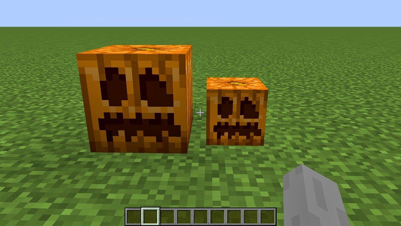 mini pumpkin xD