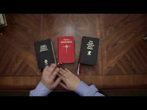 Choosing a Daily Roman Missal