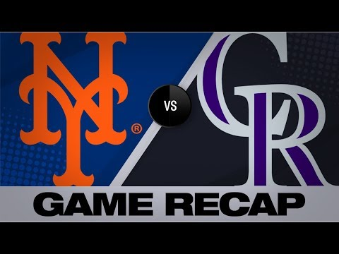 Bats, Stroman lift Mets to 6-1 win over Rox | Mets-Rockies Game Highlights 9/17/19