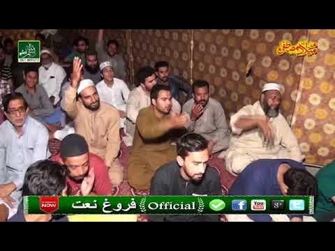 Qari Shahid new naat Hum dare aaqa pe sar apna 2017