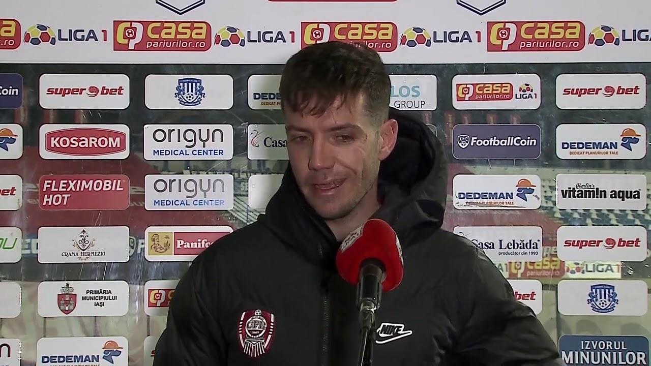 INTERVIU. Alex Chipciu vrea titlul cu Edi Iordănescu la CFR: