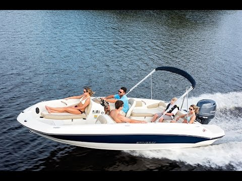 STINGRAY 182SC Deck Boat