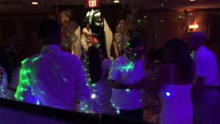 They Dance the Night Away - All White Party