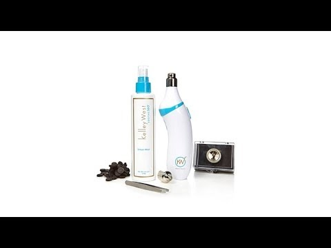 Kelley West Microderm360 Dermabrasion Set