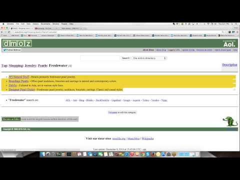 How To Submit Your Website To DMOZ In 2015
