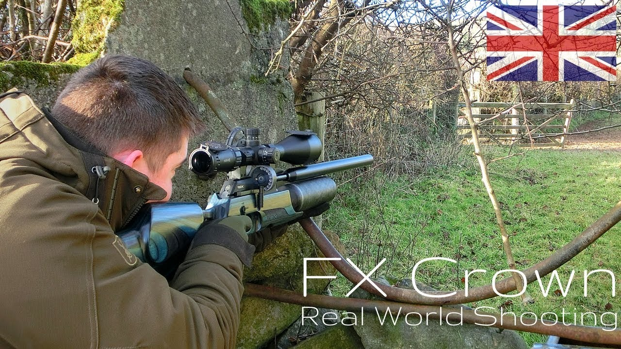 FX Crown | Real World Shooting Test