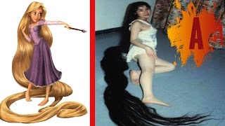 7 Most Amazing Real Life Rapunzels