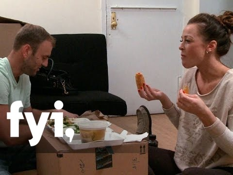 Married At First Sight: Jamie & Doug's First Night Together (S1, E5) | FYI