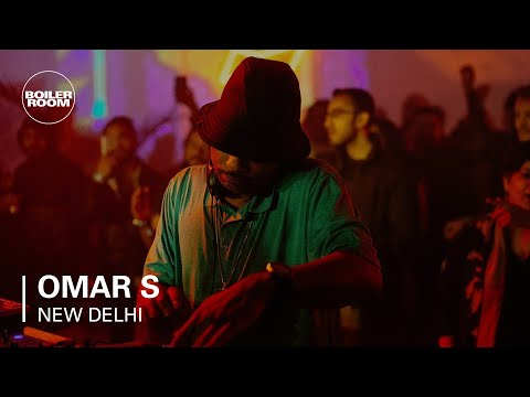 Omar S Boiler Room BUDx New Delhi DJ Set