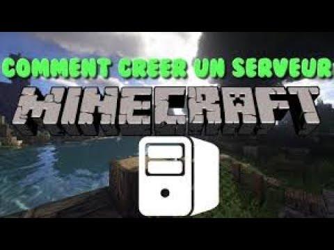 Créer un serveur Minecraft Gratuitement SANS Aternos SANS ...