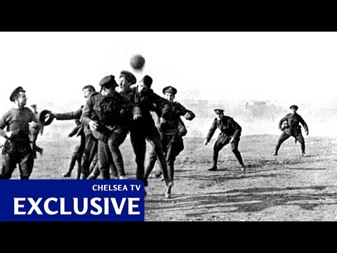 Boys in Khaki, Boys in Blue: Christmas Truce
