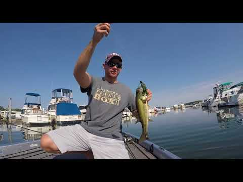 Secret Fishing Rig You Haven't Heard Of?? -- Day On Lake Erie