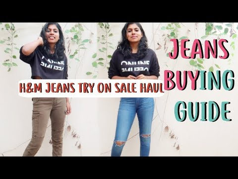 H&M jeans just Rs 500? Tips for Buying Best Fitting Jeans - Jeans Buying Guide for Girls |. http://bit.ly/2zwnQ1x